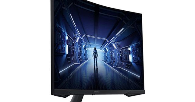 Samsung khẳng định tiên phong công nghệ màn hình gaming cong