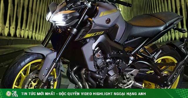Yamaha MT-09 2021 tăng sức mạnh, thách đấu Kawasaki Z900