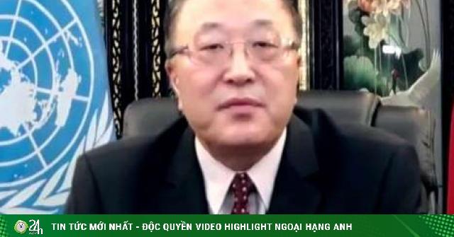 Trung Quốc đáp trả Mỹ tại Liên Hiệp Quốc: Đủ lắm rồi