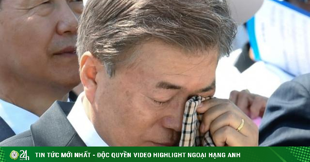 Hàn Quốc: Tiết lộ nội dung thư của ông Kim Jong Un khiến Tổng thống Moon cảm động