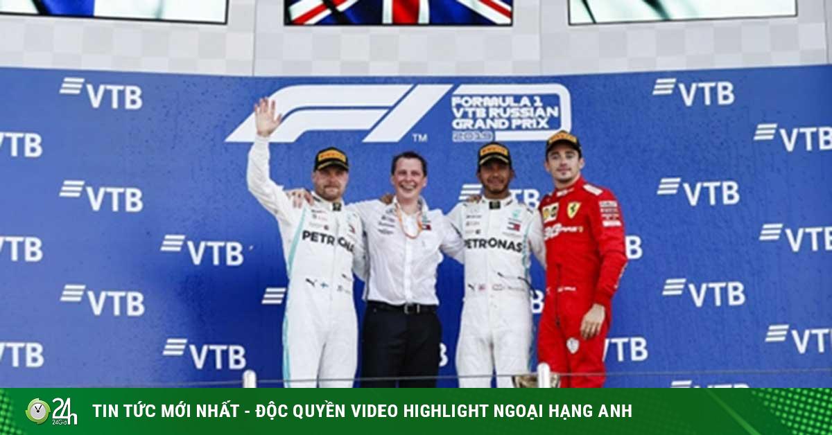 Đua xe F1, Russian GP 2020: Hamilton chạm tới kỷ lục của Schumacher?