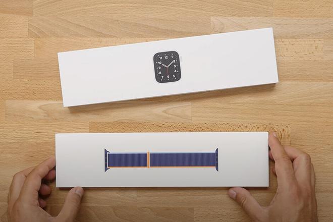 Video: Đập hộp đồng hồ Apple Watch SE - 3