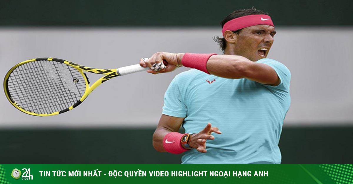 Nadal mơ thiên đường thứ 13 ở Roland Garros, huyền thoại báo điềm xấu