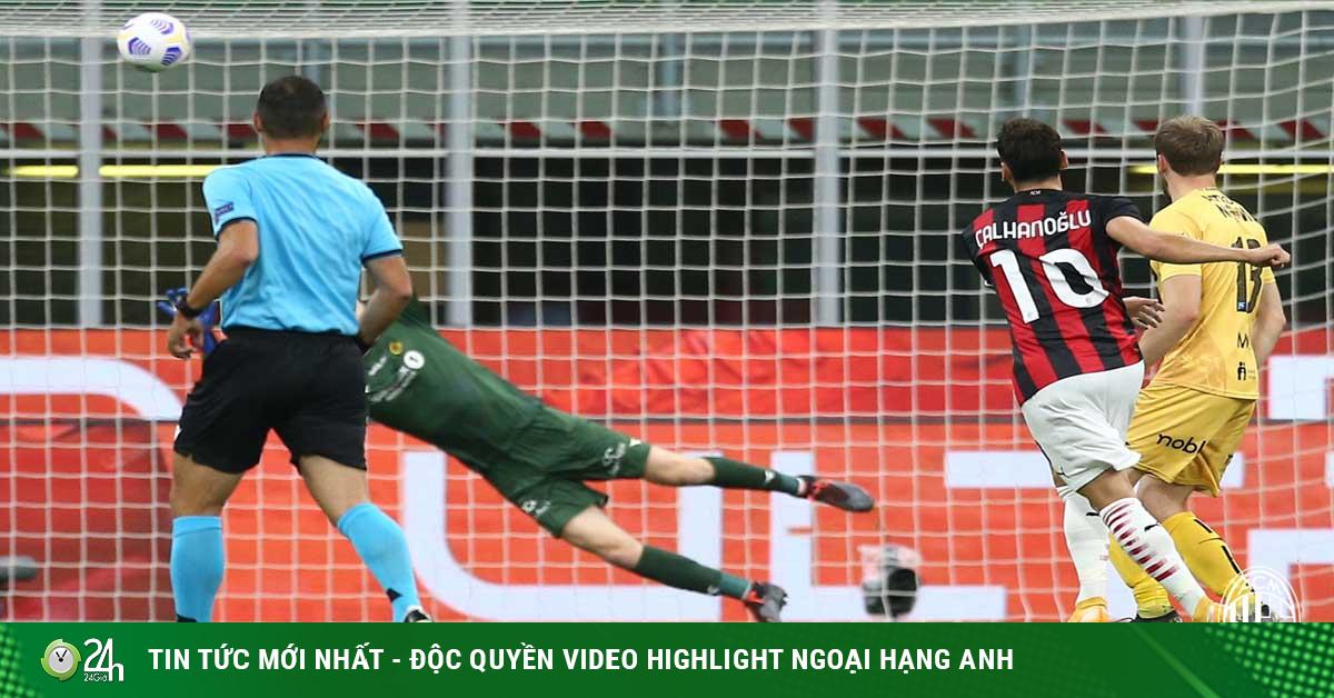 Kết quả bóng đá AC Milan - Bodo/Glimt: Rượt đuổi 5 bàn mãn nhãn