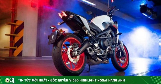 Mãnh thú 2021 Yamaha MT-09 sẽ có quả tim lớn hơn