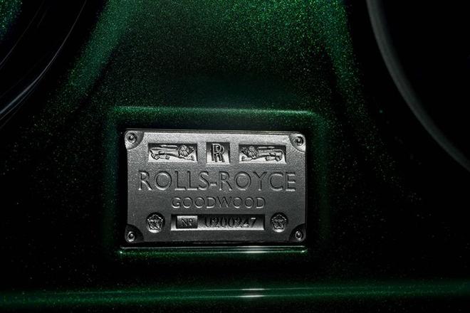 Rolls-Royce Ghost 2021 đẳng cấp hơn với phiên bản kéo dài trục cơ sở - 2
