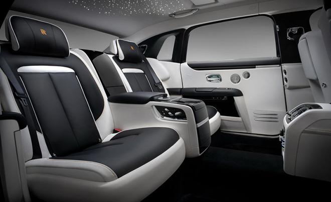 Rolls-Royce Ghost 2021 đẳng cấp hơn với phiên bản kéo dài trục cơ sở - 3
