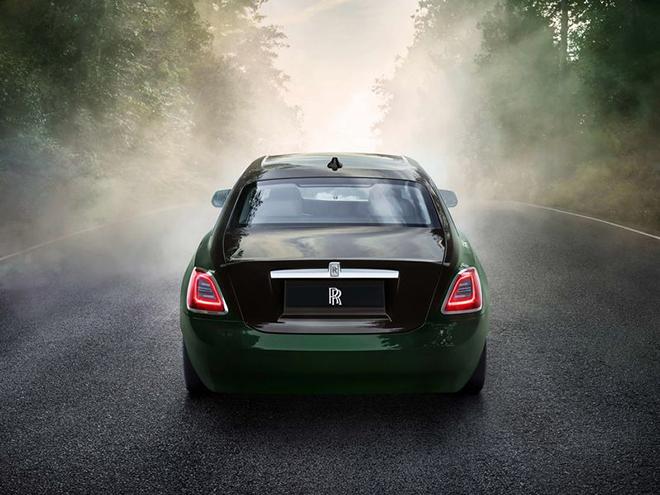 Rolls-Royce Ghost 2021 đẳng cấp hơn với phiên bản kéo dài trục cơ sở - 7