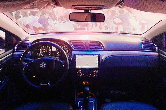 Suzuki Ciaz 2020 ra mắt, sedan hạng B rộng nhất phân khúc, giá từ 529 triệu đồng - 4