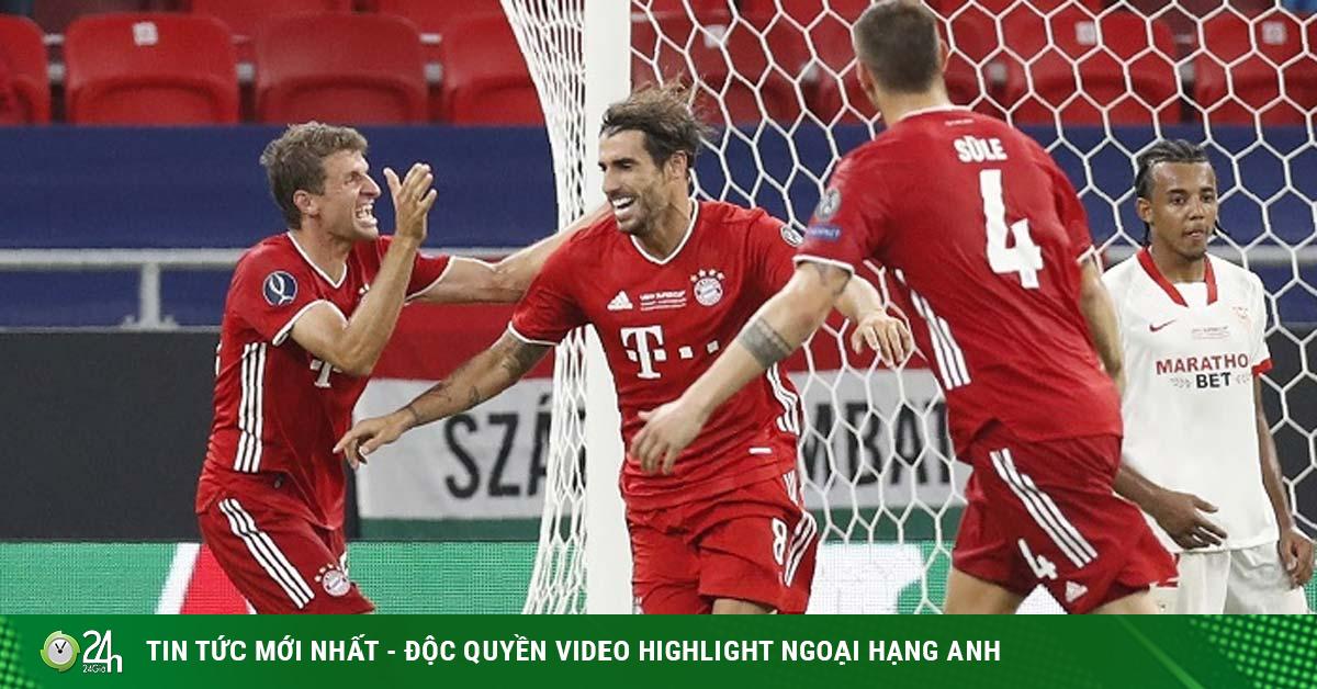 Bayern Munich dọa cả châu Âu, thắng khủng khiếp tỉ số 8-0 có tiếp diễn?