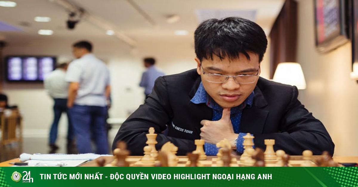 Vỡ òa cờ vua Việt Nam: Quang Liêm đánh bại kỳ thủ số hai thế giới, tự hào vào bán kết