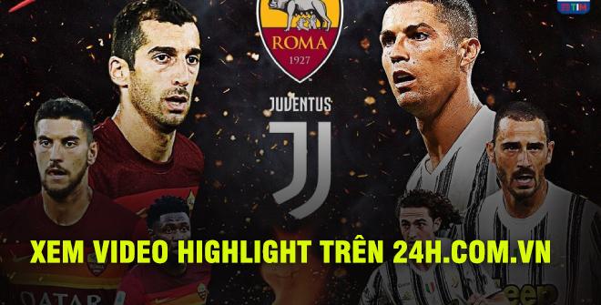 """Nhận định bóng đá AS Roma - Juventus: Ronaldo lại bùng nổ """"tặng quà"""" Pirlo?"""