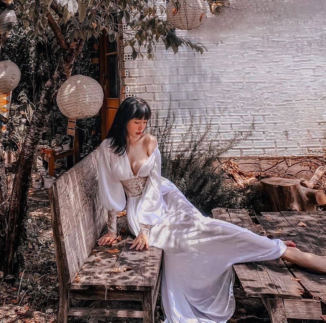 Elly Trần 2 con dáng vẫn đẹp như thiếu nữ - 3