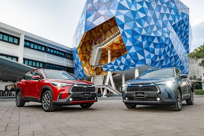 Latest price of Toyota Corolla Cross in September 2020 - 3