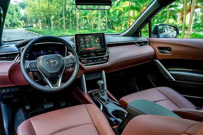 Latest price of Toyota Corolla Cross in September 2020 - December