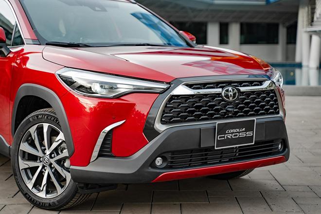 Latest price of Toyota Corolla Cross in September 2020 - 15