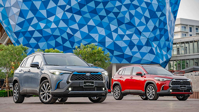 Latest price of Toyota Corolla Cross in September 2020 - 1