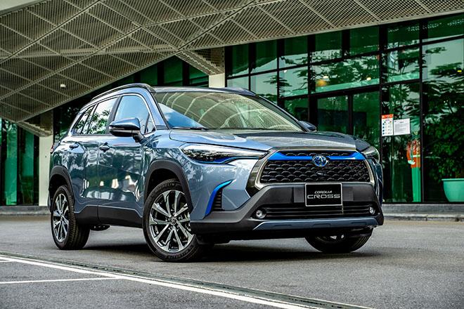 Latest price of Toyota Corolla Cross in September 2020 - 4
