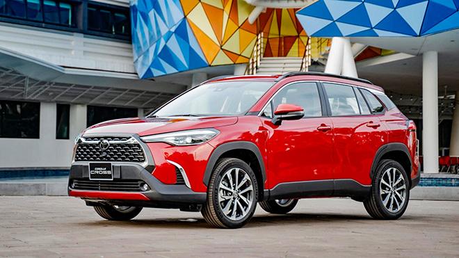 Latest price of Toyota Corolla Cross in September 2020 - 7