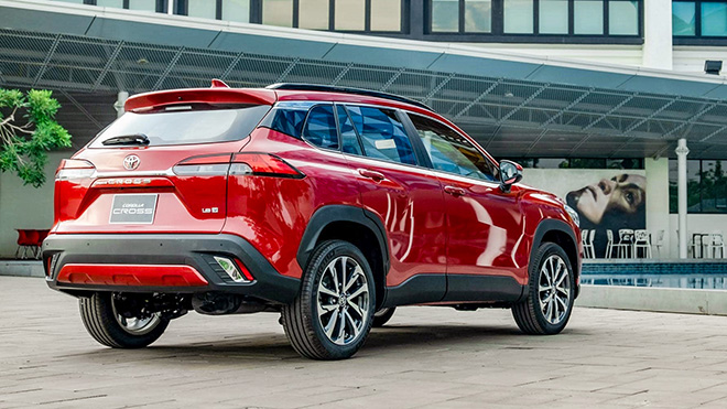 Latest price of Toyota Corolla Cross in September 2020 - 8