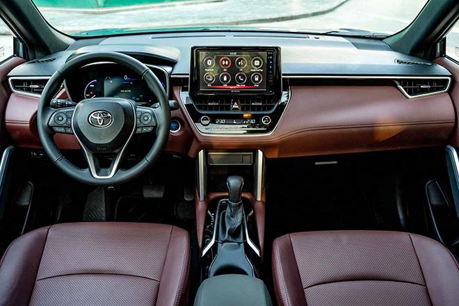 Latest price of Toyota Corolla Cross in September 2020 - October