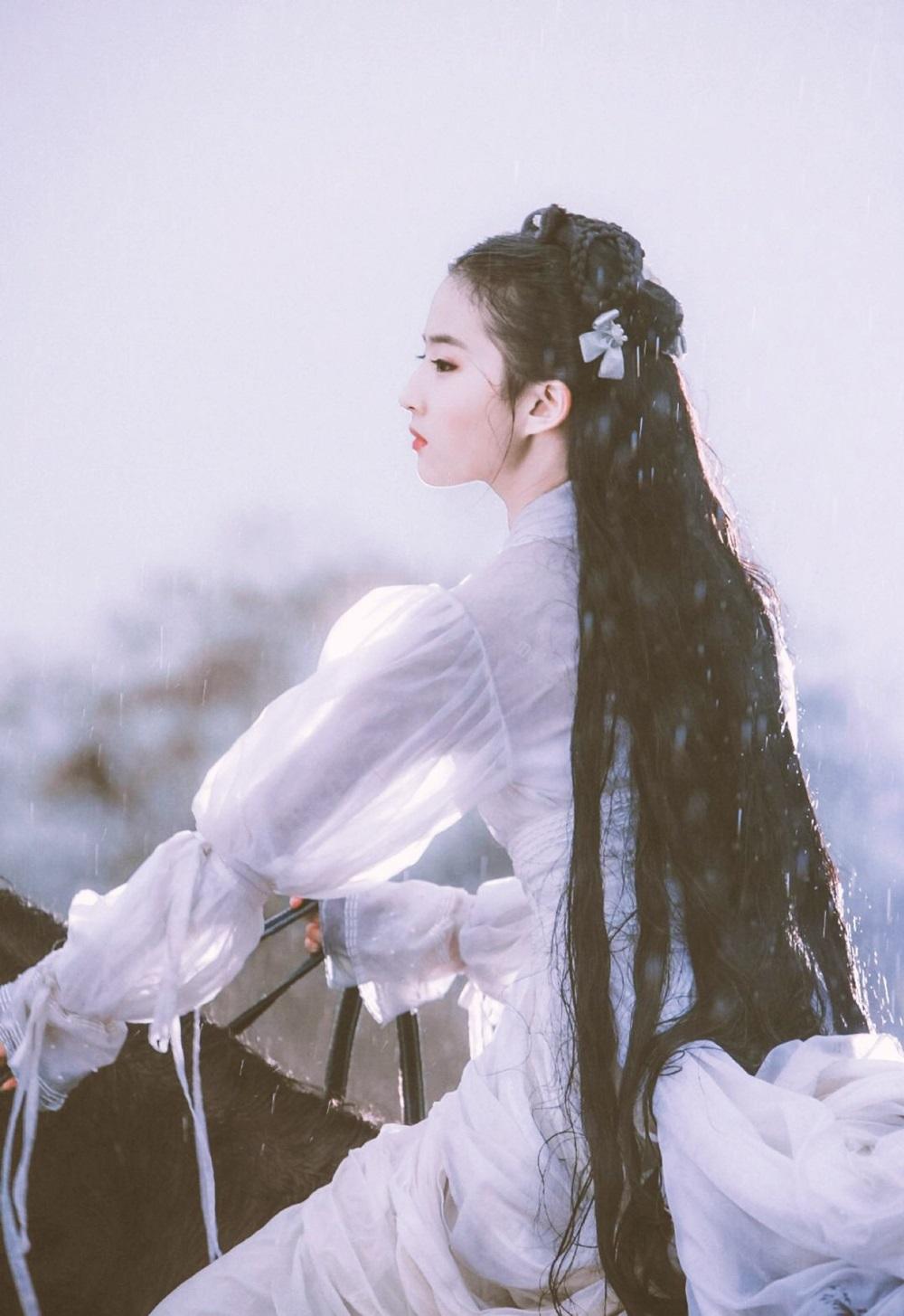 """Lưu Diệc Phi vẫn là """"đệ nhất nữ thần Kim Ưng"""" vạn người si mê - 2"""