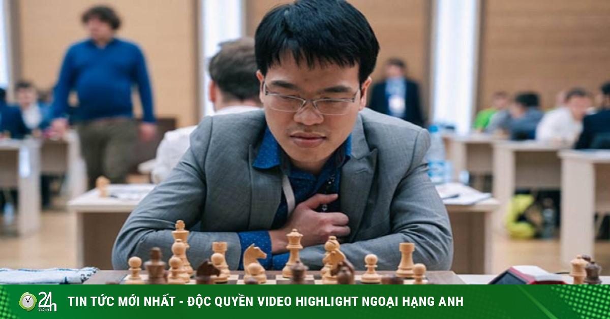 Đại chiến bán kết cờ vua thế giới: Quang Liêm quyết chiến, kết cục ngỡ ngàng