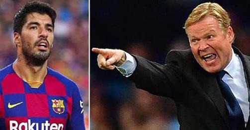 Koeman bào chữa vụ Barca bán Suarez rẻ như cho làm Messi tức giận