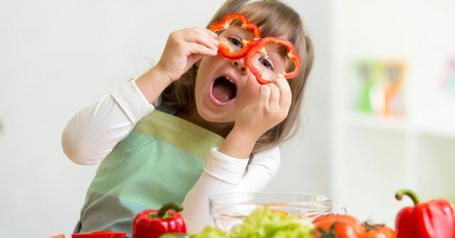 Dinh dưỡng cho miễn dịch khỏe mạnh – chìa khóa để con không còn ho, sốt, sổ mũi khi giao mùa !