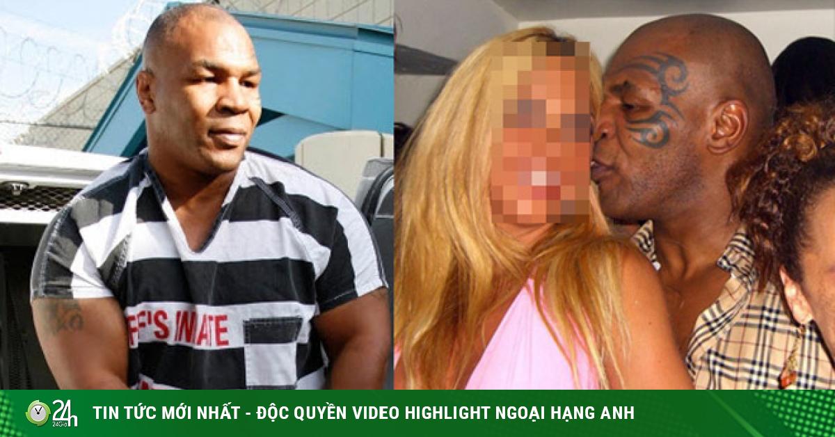 Vỡ lở Thâm cung bí sử Mike Tyson 28 năm: Chuyện ấy với nữ cai ngục