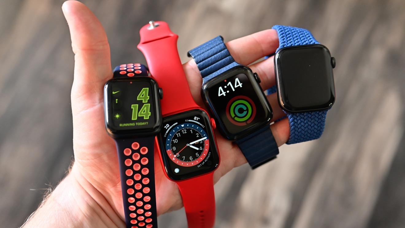 Chiếc Apple Watch nào đáng mua nhất lúc này? - 1