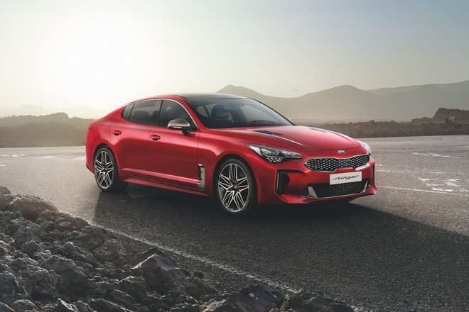 Kia Stinger 2021 launched, equipped only with a V6 - 1 engine