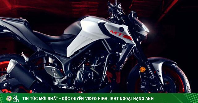 Yamaha MT-03 hoàn toàn mới lột xác để chinh phục người dùng