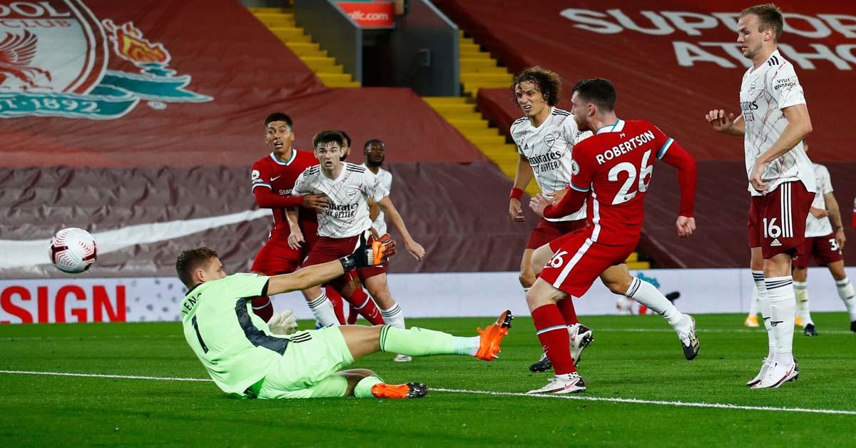 Liverpool thắng lớn Arsenal: Báo Anh khen Klopp đại tài, ông vua Big 6
