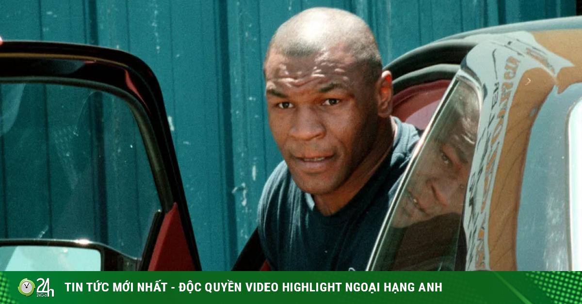 Mike Tyson trùm đốt tiền: Hối lộ cảnh sát siêu xe, cho CĐV 193 tỷ đồng
