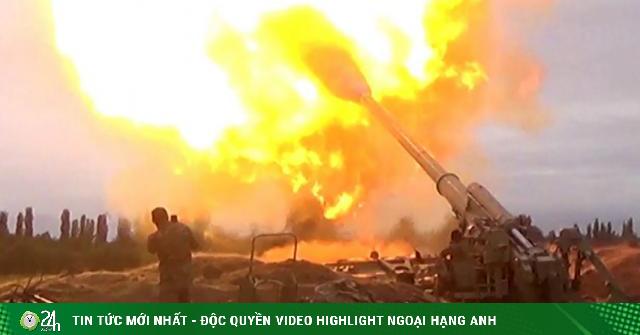 Armenia có vũ khí đấu hỏa thần từ Azerbaijan, Nga bắt đầu nóng mắt với Thổ Nhĩ Kỳ?