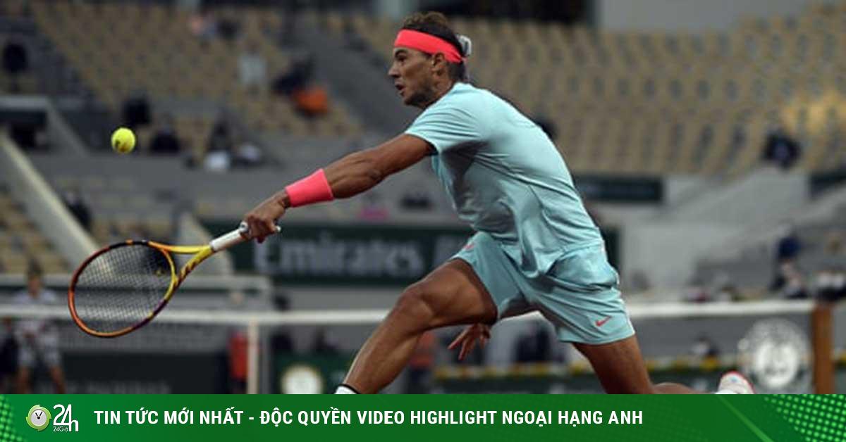 Video tennis Nadal - Gerasimov: Bắt nhịp nhanh chóng, chiến thắng ấn tượng (Vòng 1 Roland Garros)
