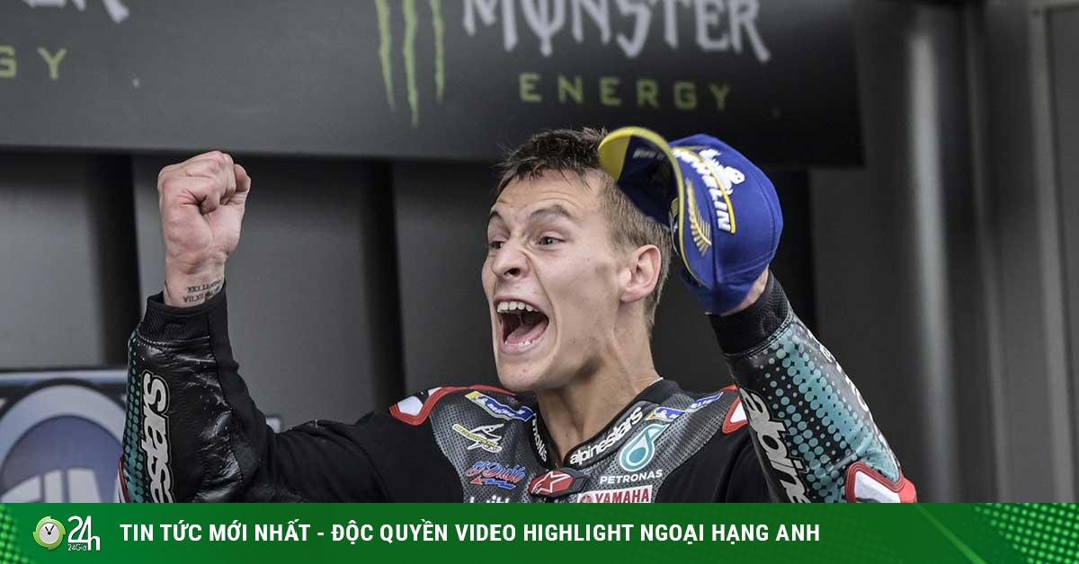 Đua xe MotoGP, Catalan GP: Tài năng trẻ xưng bá, lão tướng thua cay đắng