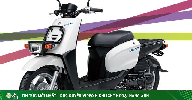 Những mẫu xe 50cc đắt xắt ra miếng cho người nhiều tiền