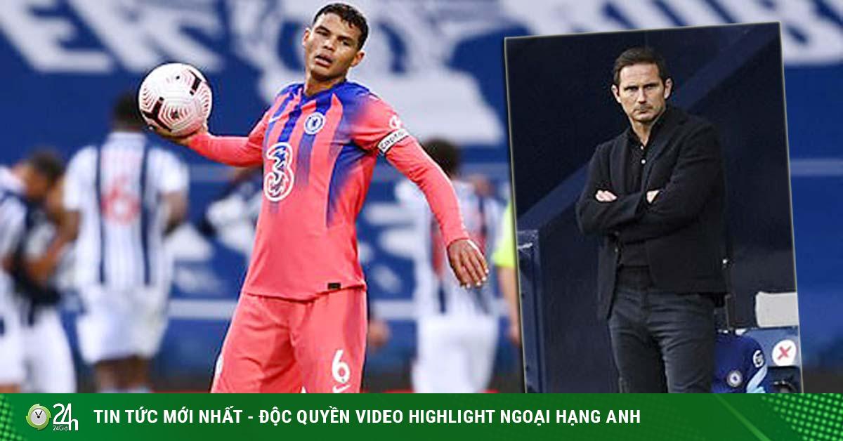 Chelsea khốn đốn vì hàng thủ: Lampard 20 lần xếp hình vô nghĩa