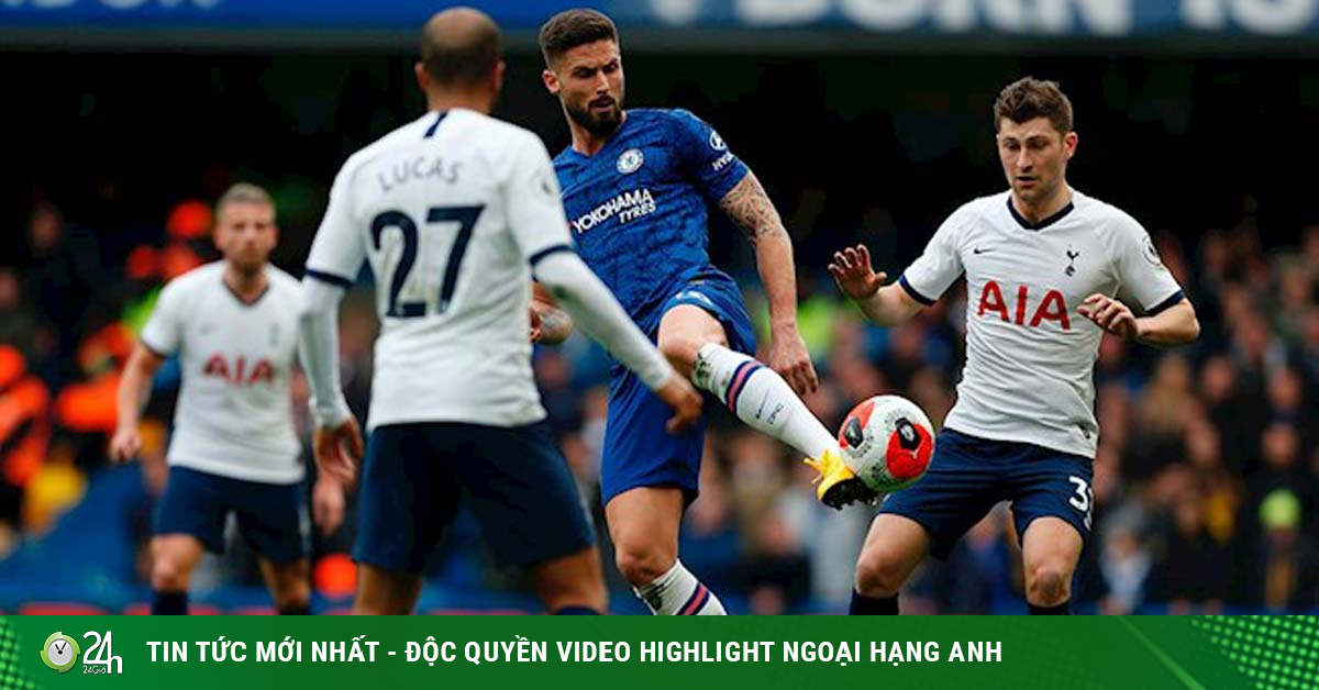 Trực tiếp bóng đá Tottenham - Chelsea: Thắng để đá bay nỗi thất vọng (vòng 4 Cúp Liên đoàn)