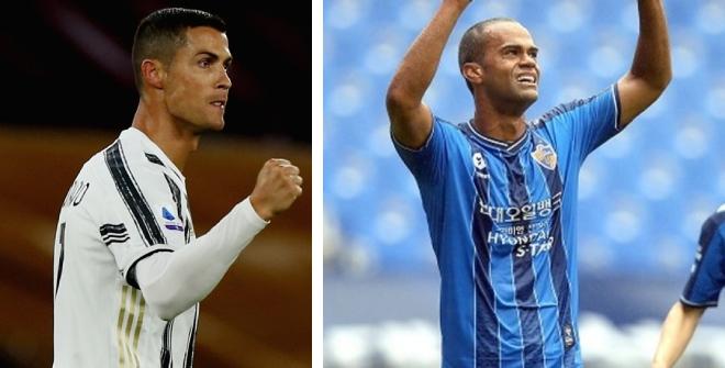 """""""Vua ghi bàn"""" 2020: Ronaldo """"đỉnh"""" nhất châu Âu vẫn thua SAO vô danh"""