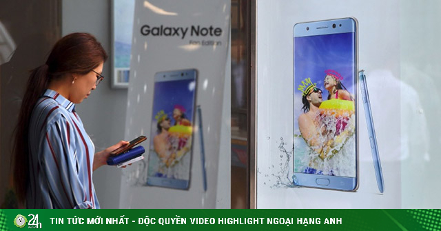 Samsung vẫn là ông trùm smartphone trong tháng 8