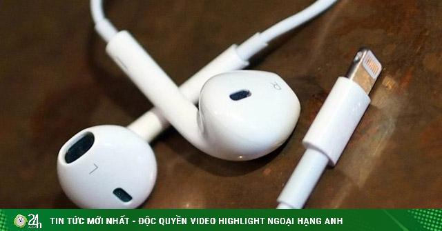 Thêm bằng chứng khẳng định iPhone 12 không kèm EarPods