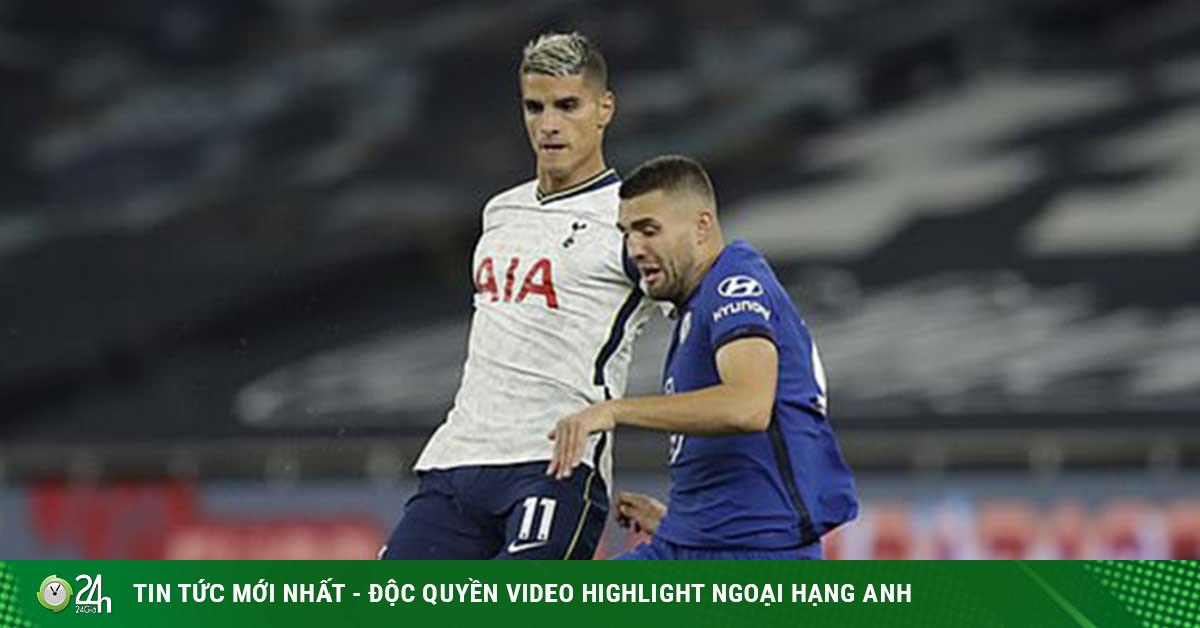 Video highlight trận Tottenham - Chelsea: Người hùng giải cứu phút 83, nghiệt ngã loạt luân lưu