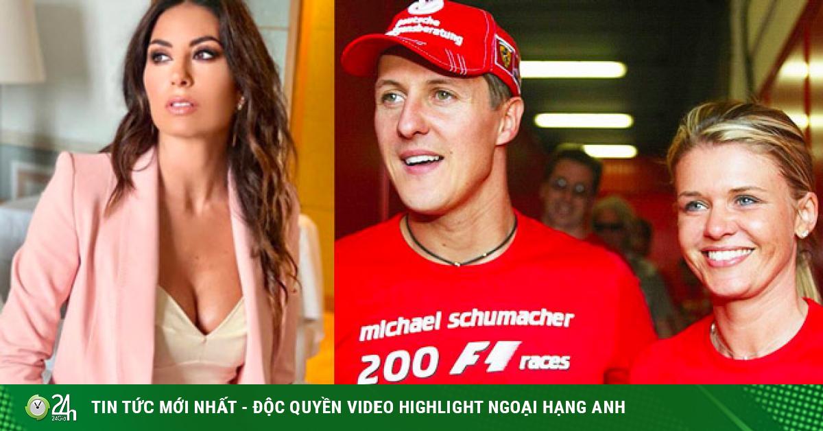 Kinh ngạc sức khỏe của Schumacher: Người đẹp bí ẩn tiết lộ bất ngờ