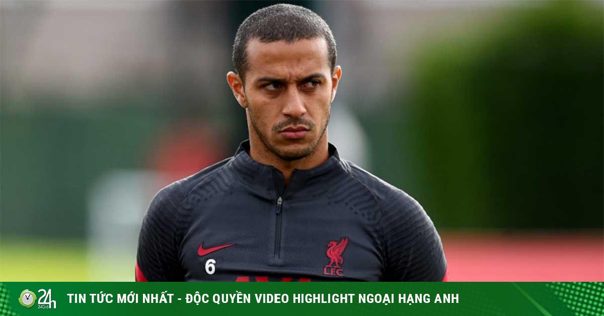 Tin HOT bóng đá sáng 30/9: Thiago Alcantara dương tính với Covid-19