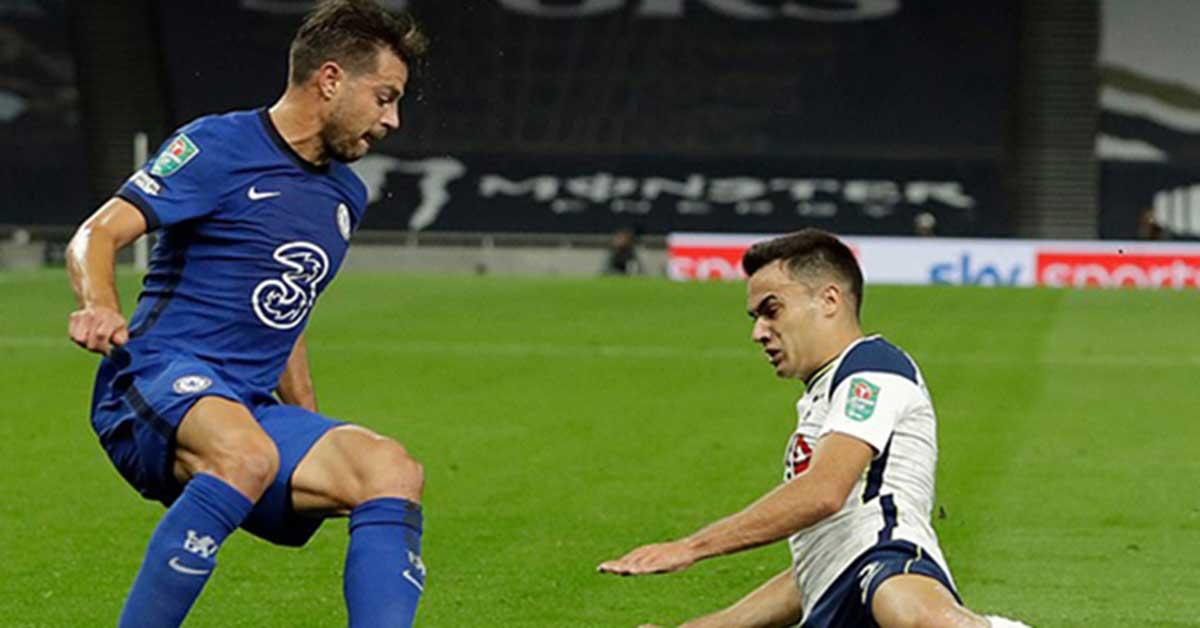 Reguilon ra mắt Tottenham suýt ghi bàn, fan khen nức nở dù mắc lỗi