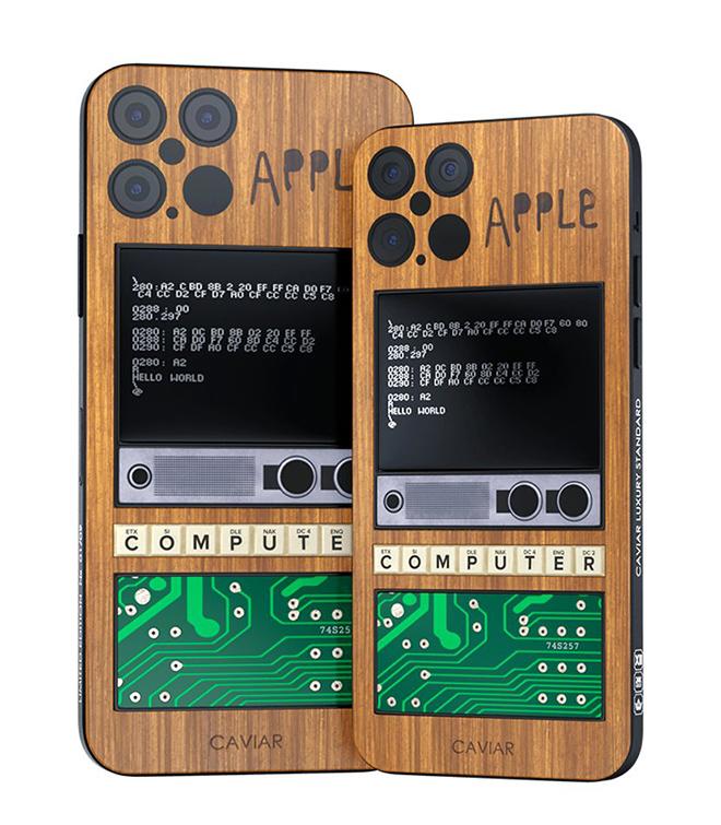 """Caviar """"nhá hàng"""" iPhone 12 Pro/ Pro Max tùy chỉnh Apple 1, đắt gấp 10 lần bản gốc - 1"""