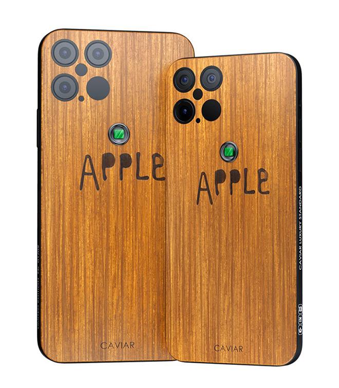 """Caviar """"nhá hàng"""" iPhone 12 Pro/ Pro Max tùy chỉnh Apple 1, đắt gấp 10 lần bản gốc - 2"""
